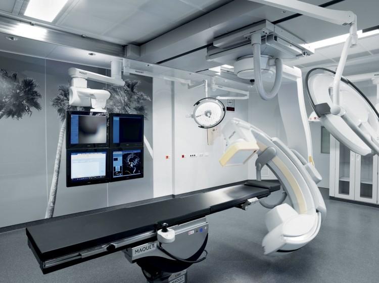 Lu0027hôpital Public De La Ville Du0027Alost (ASZ Aalst) Inaugure Un Nouveau Bloc  Opératoire Ultra Moderne .