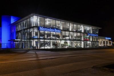 Buildings forum - Garage mercedes belgique ...